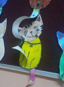 cat crafts for preschoolers