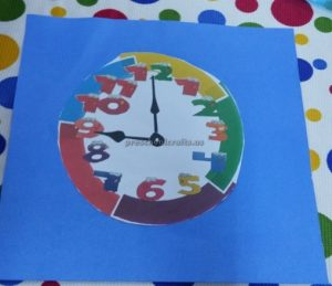 clock craft ideas for preschoolers