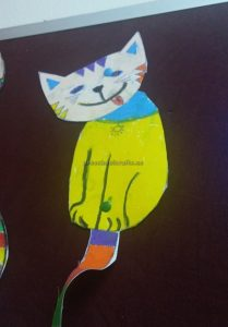 craft ideas to cat for preschoolers