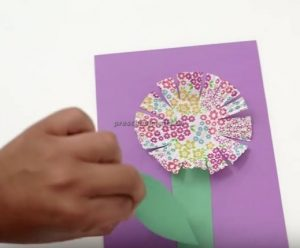 cup cake liners craft