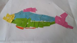 fish craft for preschoolers