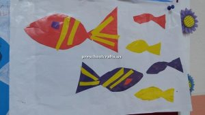fish craft idea for firstgrade
