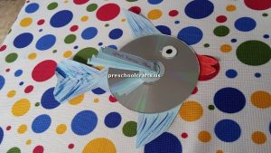 fish craft idea for toddler