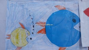 fish craft ideas for firstgrade
