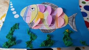 fish craft ideas for toddler