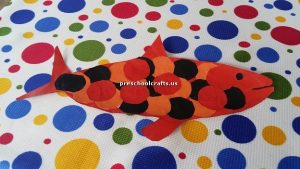 fish theme craft ideas for kindergarten