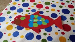 fish theme crafts for kindergarten