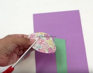 flowers crafts to cup cake - cut
