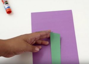flowers crafts to cup cake - cut and paste