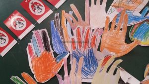 hand craft ideas for preschool