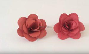 making rose craft ideas for preschool teachers