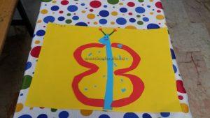 number craft ideas for kindergarten