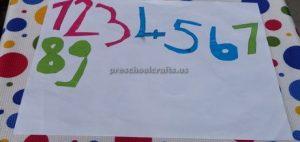number crafts for kids