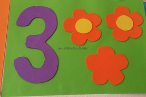 numbers craft ideas for preschool