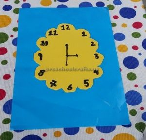 numbers theme craft ideas firstgrade