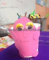 paper cup animal craft ideas for kids
