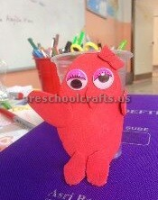 paper cup animal craft ideas for preschool
