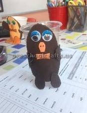 paper cup animal craft ideas preschool