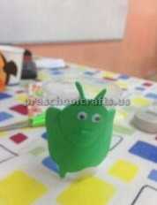 paper cup funny frog craft ideas preschool