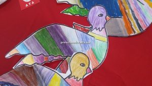 preschool bird craft