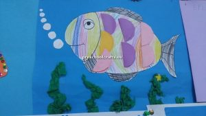 preschool craft for fish