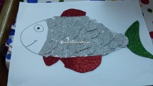 preschoolers craft ideas for fish