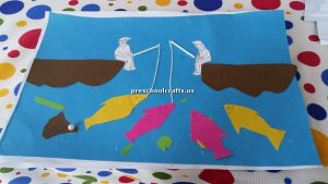 sea animals craft ideas for preschoolers