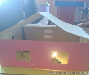 carton home night light projectscarton home night light projects