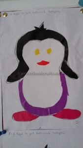 craft ideas to penguin theme for preschool