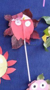 flower crafts for kindergarten