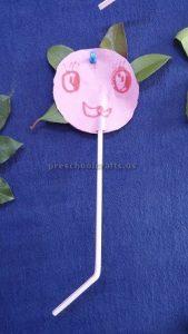 flower theme craft for kindergarten