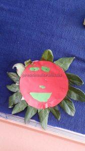 flower theme craft for preschool