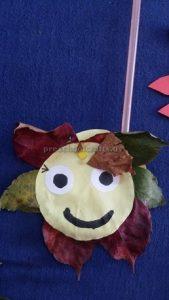 flower theme craft ideas for preschool