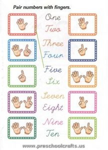 free printable numbers worksheets for kids