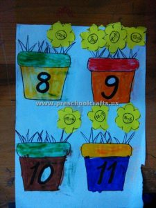 fun subtraction activity for first grade