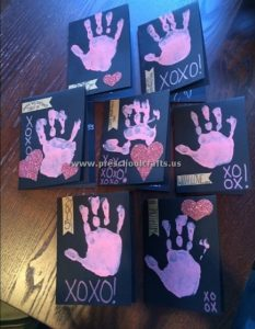 handprint craft ideas for preschoolers