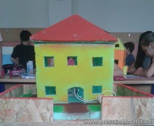 home project ideas for preschool