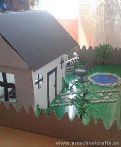 home projects for homeschool