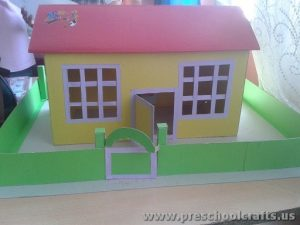 home projects for kindergarten