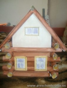 home projects for preschoolers