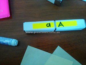 letters activities for preschool