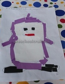 penguin craft ideas for preschoolers