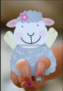 sheep craft ideas for children