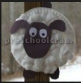 sheep craft ideas for kid