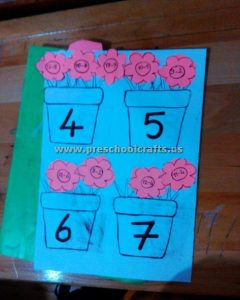 subtraction activity idea for first grade
