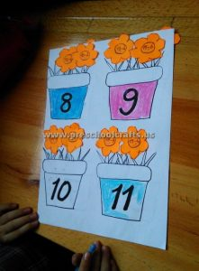 subtraction activity idea for kids