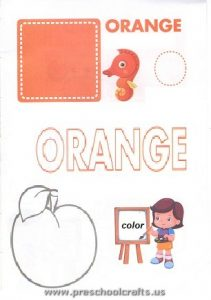 teaching colors worksheets for kids