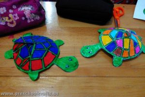turtle craft for kids