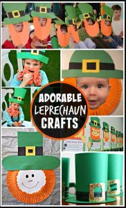 Adorable Leprechaun Craft Ideas