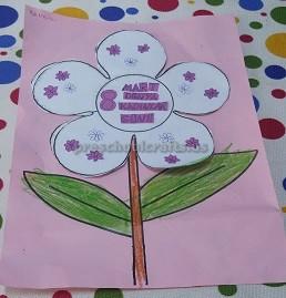 Celebrating International Womens Day Craft idea